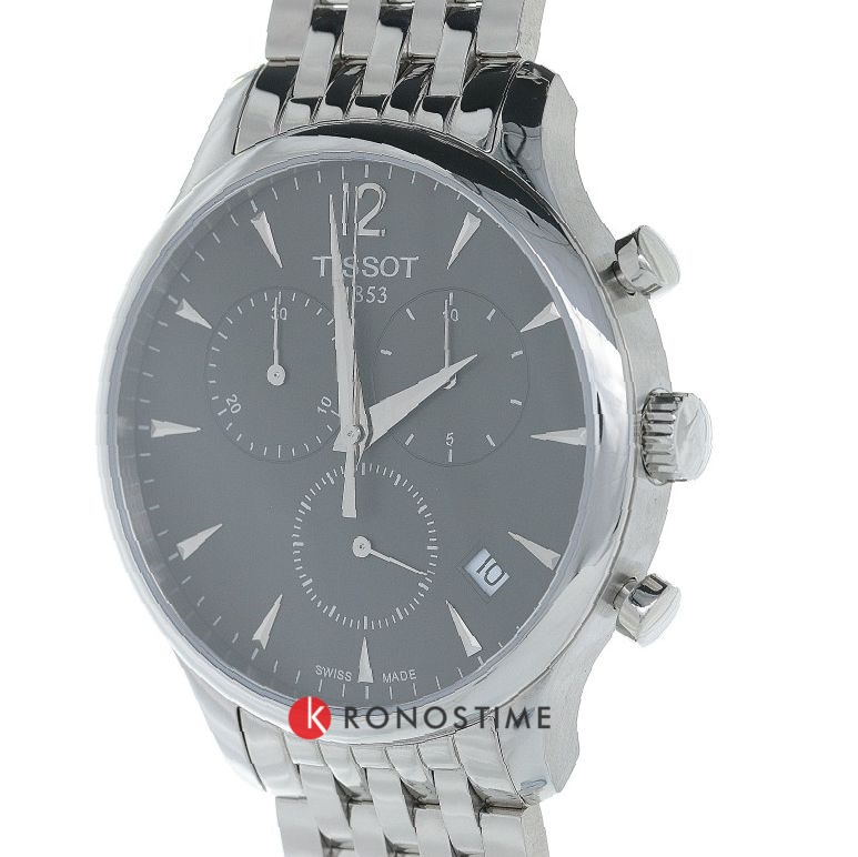 Фотография часов Tissot Tradition Chronograph T063.617.11.067.00_3