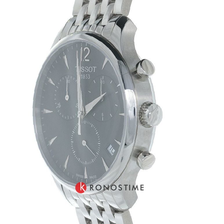 Фотография часов Tissot Tradition Chronograph T063.617.11.067.00_5