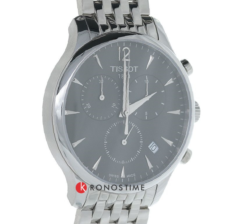 Фотография часов Tissot Tradition Chronograph T063.617.11.067.00_32