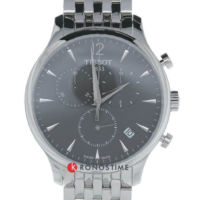 Фотография часов Tissot Tradition Chronograph T063.617.11.067.00