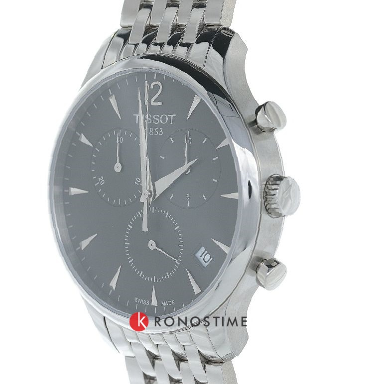 Фотография часов Tissot Tradition Chronograph T063.617.11.067.00_4